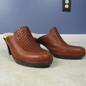 Ugg Brown Mules  7